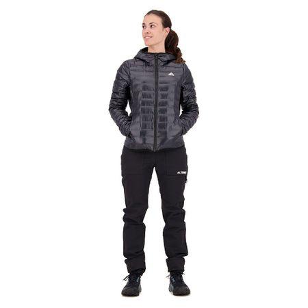 Adidas Varilite Down Jacket L Black  - Female - Size: Large