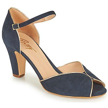 Betty London  ORADI  women's Sandals in Blue