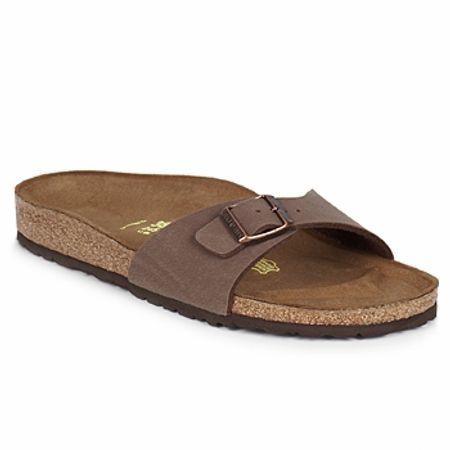 Birkenstock  MADRID  women's Mules / Casual Shoes in Brown