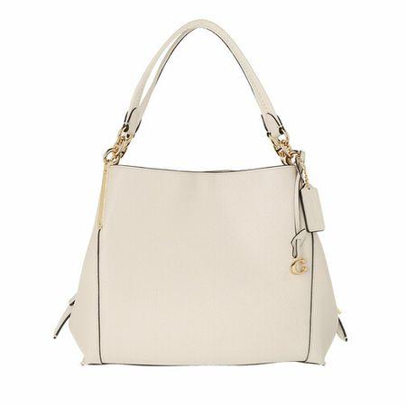 Coach Crossbody Bags - Polished Pebble Lthr Dalton 28 Shoulder Bag - beige - Crossbody Bags for ladies
