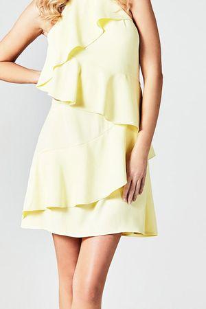 Diem Dress Lemon Juice