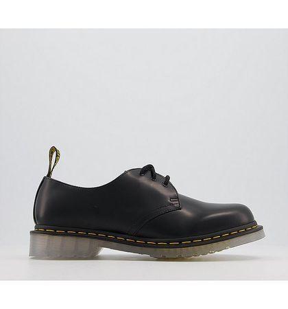 Dr. Martens 1461 Ice 3 Eye Shoes BLACK