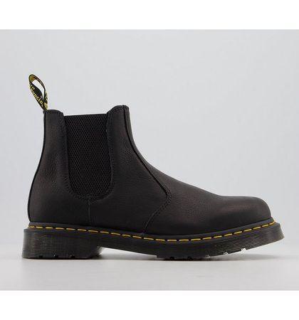 Dr. Martens 2976 Chelsea Boot BLACK AMBASSADOR