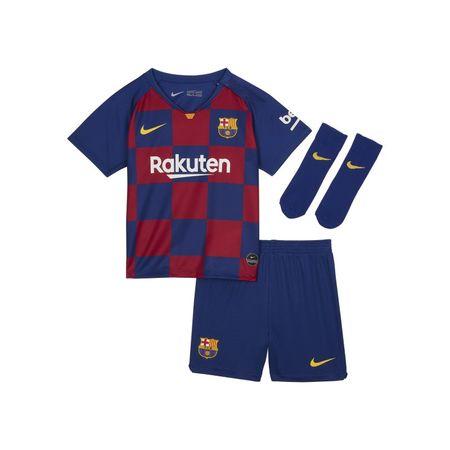 FC Barcelona 2019/20 Home Baby/Toddler Football Kit - Blue