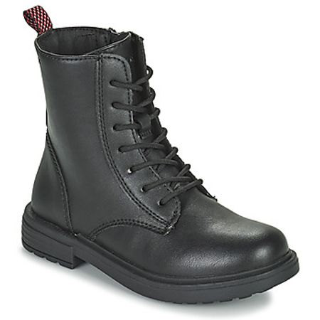 Geox  ECLAIR  girls's Mid Boots in Black