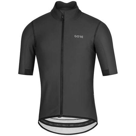 GORE WEAR C5 GTX Infinium Short Sleeve Light Jacket Light Jacket, for men, size