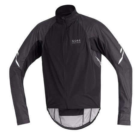 GORE WEAR Wind jacket Xenon AS black Wind Jacket, for men, size M, Bike jacket,