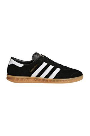 Hamburg Shoes Black