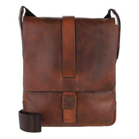 JOOP! Men´s Bags - Loreto Paris Shoulder Bag - brown - Men´s Bags for ladies