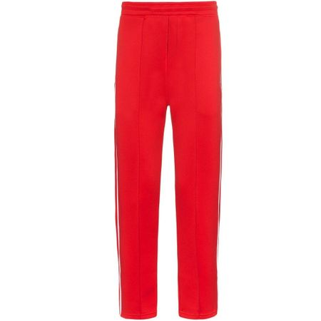 Kenzo Urban Track Pants Red, RED / SMALL