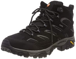 Merrell Moab 2 Mid GORE-TEX Frost Grey Women/'s Hiking Boots J06068