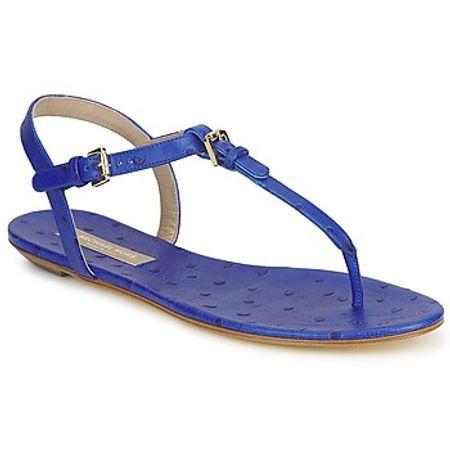 Michael Kors  FOULARD  women's Sandals in Blue