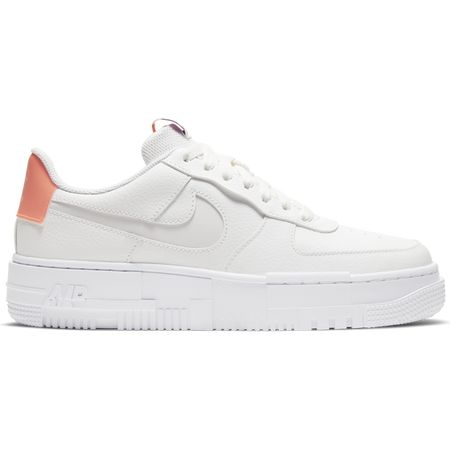 Nike Air Force 1 Pixel - Women Shoes - White - Leather - Size 4 - Foot Locker