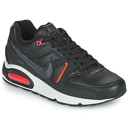 Nike  AIR MAX COMMAND  men's Shoes (Trainers) in Black