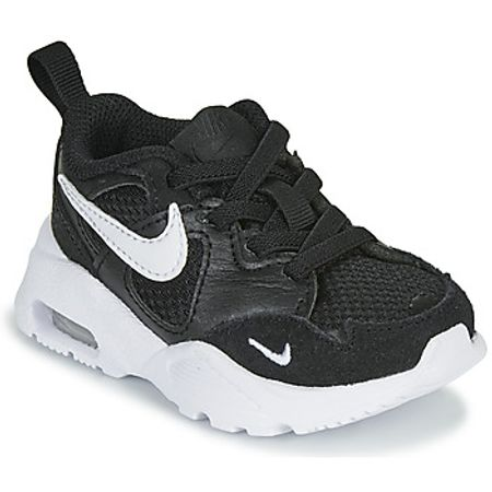 Nike  AIR MAX FUSION TD  girls's Shoes (Trainers) in Black