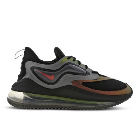 Nike Air Max Zephyr - Men Shoes - Silver - Leather, Textile - Size 6 - Foot Locker