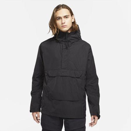 Nike Sportswear Premium Essentials Men's Unlined Hooded Anorak - Black