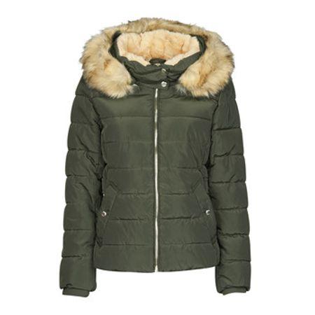 Only  ONLCAMILLA  women's Jacket in Kaki