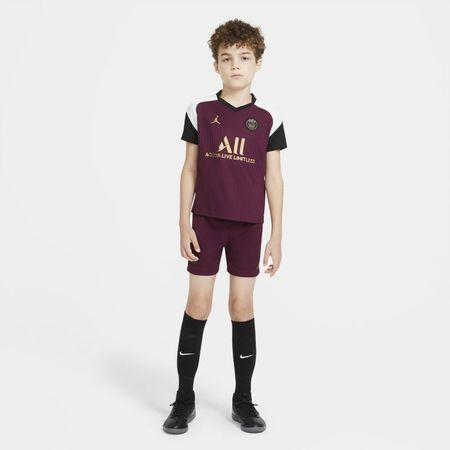 Paris Saint-Germain 2020/21 Third Younger Kids' Football Kit - Purple