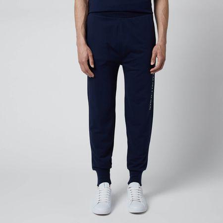 Polo Ralph Lauren Men's Loopback Jersey Jogger Pants - Cruise Navy - M
