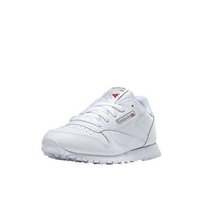 Reebok Reebok Classic Leather 50151, Unisex Kids Low, Top Sneakers, White