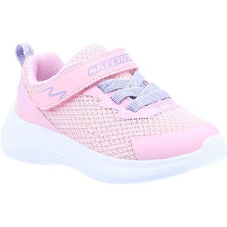 Skechers Girls Selectors Trainer in Pink