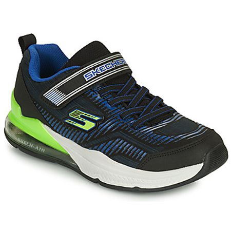 Skechers  SKECH-AIR BLAST-TALLIXEEL A  girls's Shoes (Trainers) in Blue