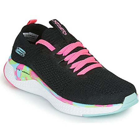 Skechers  SOLAR FUSE  girls's Shoes (Trainers) in Black
