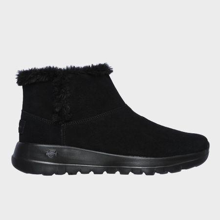 Skechers Women's On The Go Joy Bundle Up Boot - Black, Black