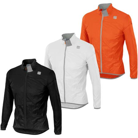 Sportful Hot Pack Easylight Jacket - S - Black; male
