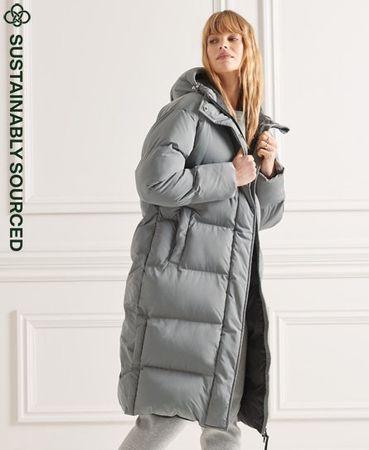 Superdry Longline Duvet Coat