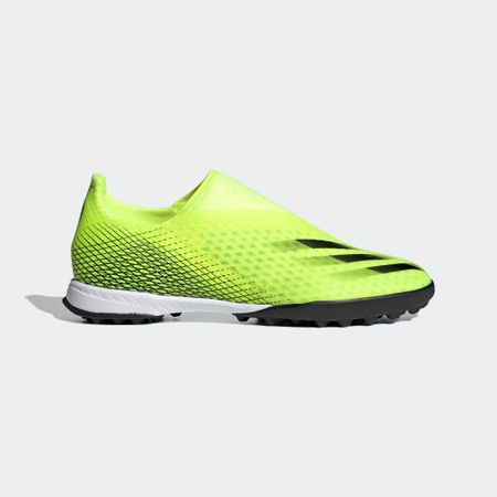 X Ghosted.3 Laceless Turf Boots