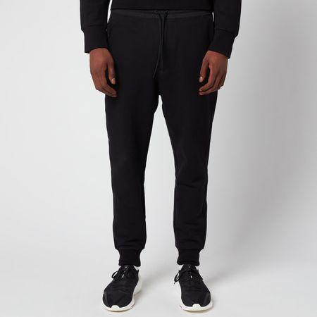 Y-3 Men's Classic Terry Cuffed Pants - Black - L