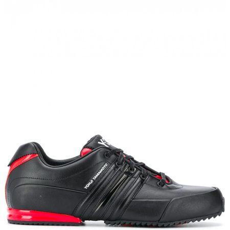 Y-3 Men's Sprint Trainers Black, BLACK / 6